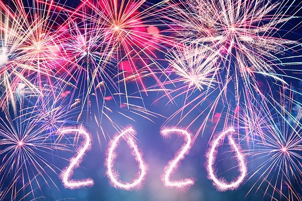 Srećna Nova 2020. godina!