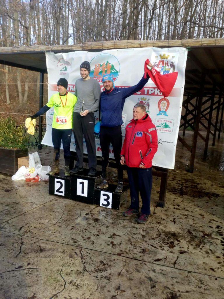 Prvo učešće Vranjskih maratonaca u ovoj godini i prva odličja