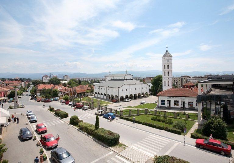 Kako je ovaj grad dobio svoje konačno ime, Vranje? I koja sve imena je u prošlosti nosio?