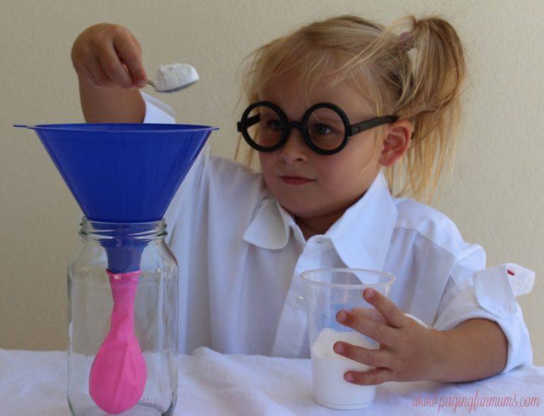 """Da li ste za malo ekperimentisanja sa svojim mališanima kod kuće? Evo dobre ideje zvane ,,Žutolimunski vulkan"""""""