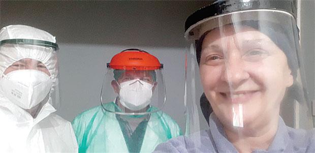 """Ispovest Vranjanke koja se tokom epidemije virusa korona u Beogradu borila sa karcinomom: """"Naučili smo da se grlimo pogledima, pomagali su nam da savladamo strah"""""""