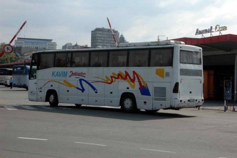Kavim-Jedinstvo počinje obavljanje međugradskog prevoza