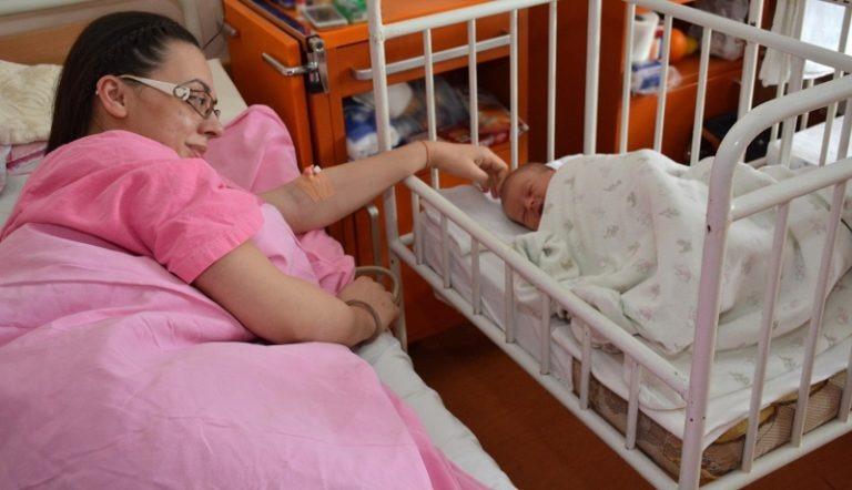 Vranje bogatije za 168 beba tokom vanrednog stanja