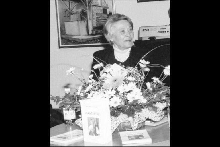 Preminula prof. dr Vera Cenić, prva žena doktor nauka iz Vranja