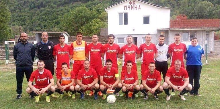 FK Pčinja jesenji prvak fudbalske Zone Jug