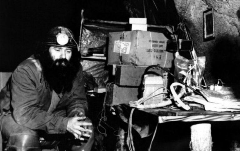 """,,Pod kamenim nebom"""", Milutin Veljković sam u pećini 463 dana"""