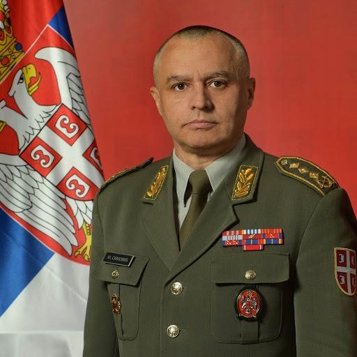 Generalu Simoviću vojna spomenica za odbranu države od NATO