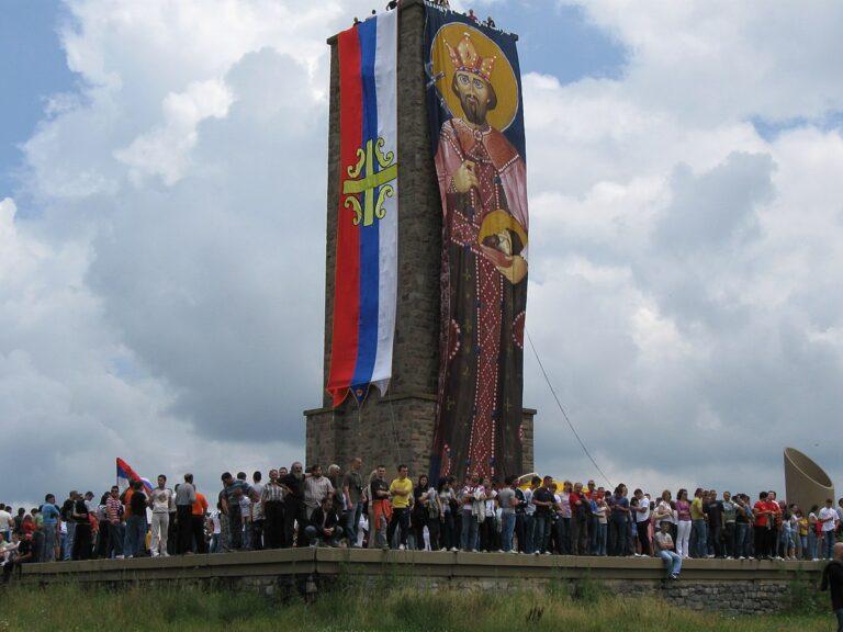 Danas je Vidovdan, jedan od najznačajnijih srpskih praznika