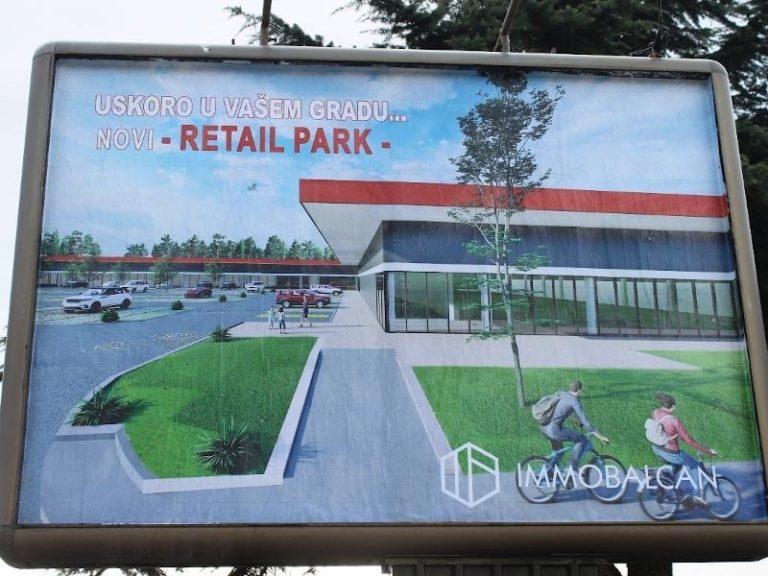 U četvrtak polaganje kamena temeljca za izgradnju tržnog centra u Vranju