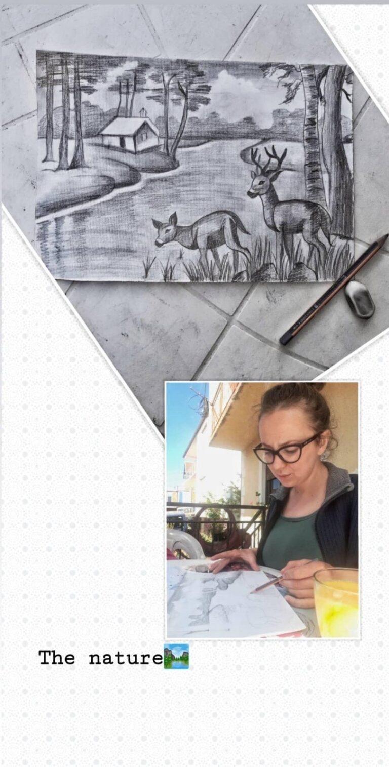 Miljana Stanojković iz Vranja svoj talenat krije u rukama
